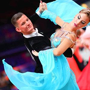 спортивные бальные танцы для детей в москве